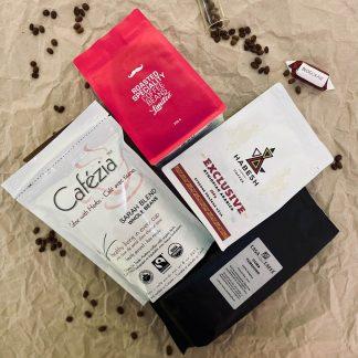káva ako darček