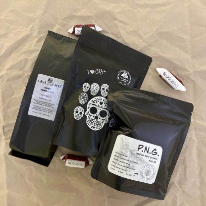kvalitné kávy