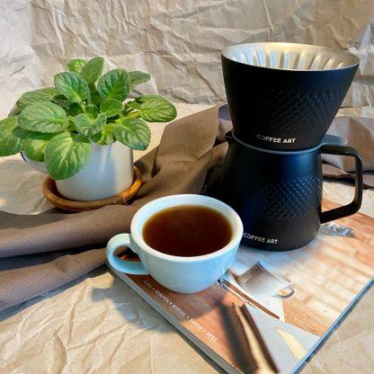 dripper set Coffee Art čierny