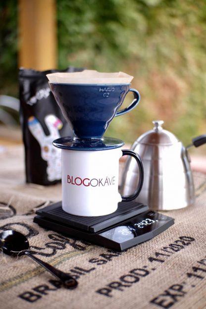 digitálna váha Coffee Art 2kg