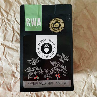 Rwanda - výberová káva - Mr. Seed Selection Coffee Roastery